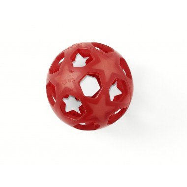 Hevea Star Ball Raspberry