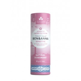 Ben & Anna - Deodorante in Stick - Japanese Cherry Blossom