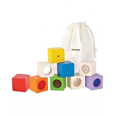 Plan Toys - Activity Blocks