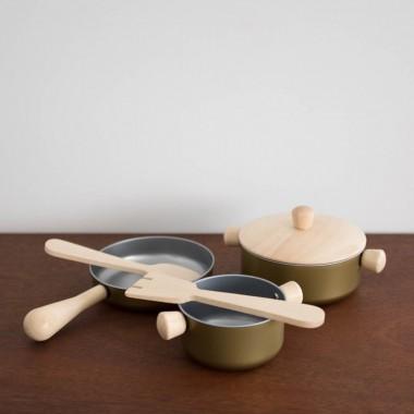 Plan Toys - Utensili da Cucina