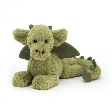 Monty il Drago Verde