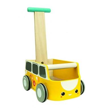 Plan Toys - Van Walker Giallo